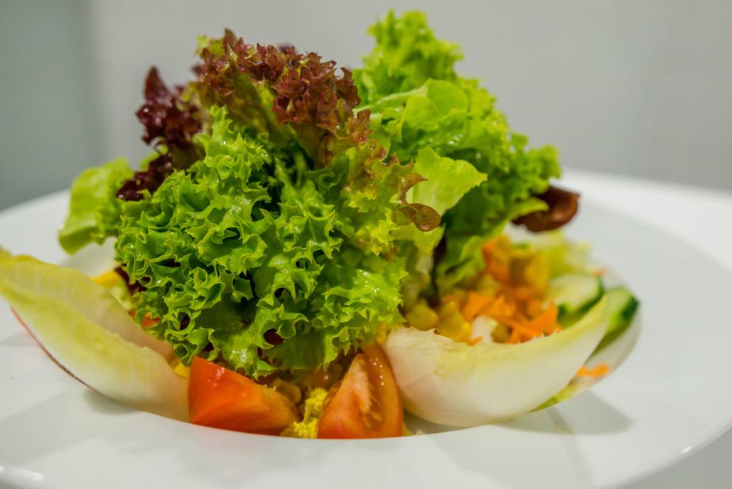 Salat – denn das Auge ißt mit