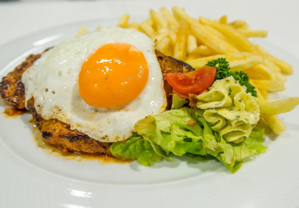 Holzhacker-Steak